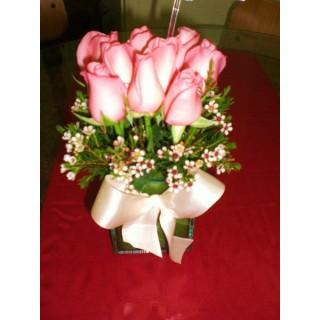 Arranjo com rosas I